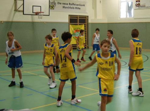 basketball spiele